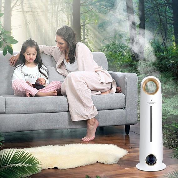 5l Cool Mist Humidificador Ultrasónico Lcd Difusor De Aire