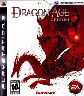 Dragon Age: Origins Digital Ps3