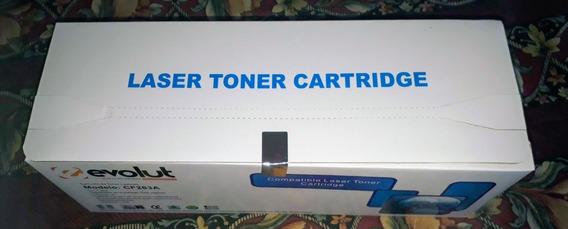 Cartucho De Toner Compatível Impressora Laser Hp Cf283a