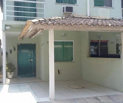 Casa Com 2 Dormitórios À Venda, 80 M² Por R$ 230.000,00 - Engenho Do Roçado - São Gonçalo/rj - Ca0739