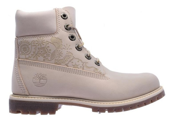 Borcego Dama Timberland 6in Premium Boot W Apple Blossom