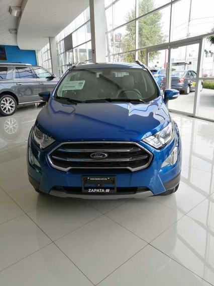 Ford Eco Sport Titanium Azul 2020