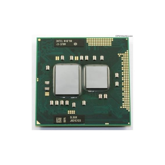 Processador Intel Core I3-370m Slbuk 2.4 Ghz P/ Notebook