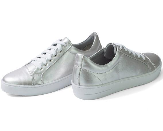 Sapato Feminino Couro Legitimo Confortável 351