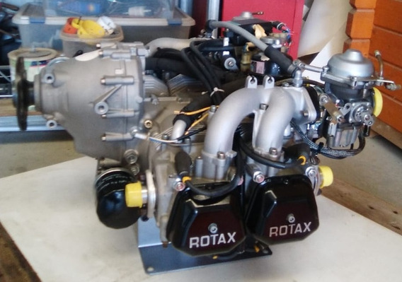 Rotax 912- Ul 80 Hp / 2012, 825 Horas. Impecable.