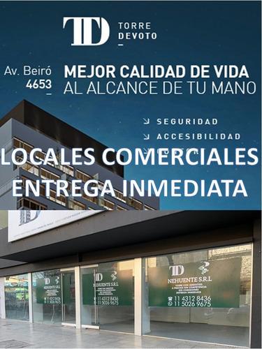 En Torre Devoto- Locales* Venta/alquiler - Entrega Inmediata