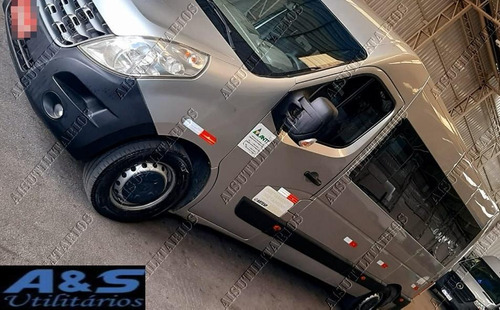 Renault Master L3h2 Ano 2018 Marticar Ais Ref 775