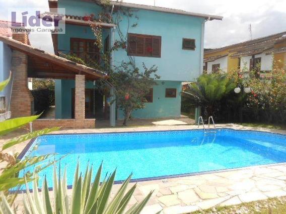 Casa Com 3 Dormitórios À Venda, 217 M² Por R$ 720.000,00 - Mar Verde - Caraguatatuba/sp - Ca0500
