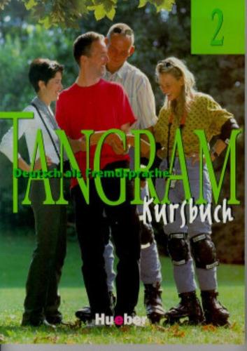 Tangram 2 Kursbuch-deut.als Fremd.(texto