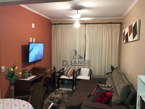 Imagem 1 de 14 de Ótimo Apartamento No Vila Marieta Em Campinas / Sp - Ap18125