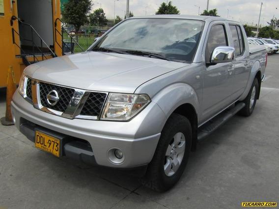 Nissan Navara Mt 2500 4x4
