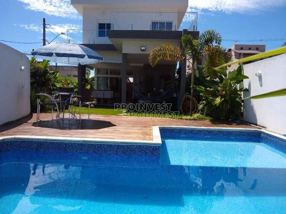 Casa Na Granja Viana Maravilhosa! Super Diferenciada - Ca16749