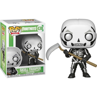 Funko Pop Fortnite Skull Trooper, Rex, Brite Bomb