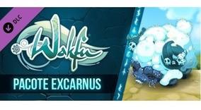 Wakfu Pacote Excarnus ( Por Um Preço Muito Mais Barato )