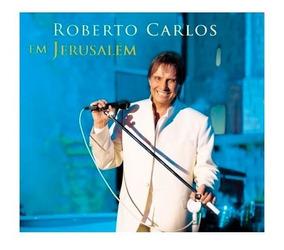 Roberto Carlos Em Jerusalém - (2012) 2 Cds