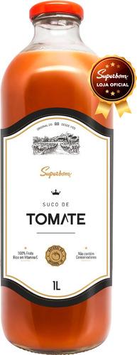 Suco Tomate Integral 1l - Superbom