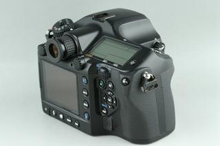 Pentax 645d Digital Slr Camera