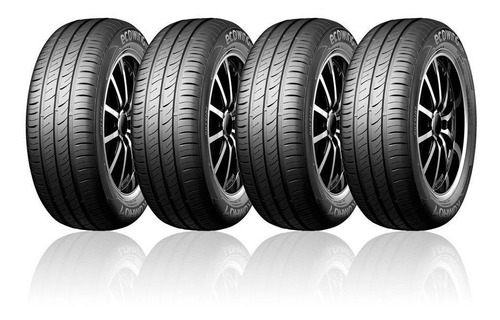 Imagen 1 de 3 de Combo X4 Neumáticos Kumho Kh27 175/65r15 Caba Nqn Mza