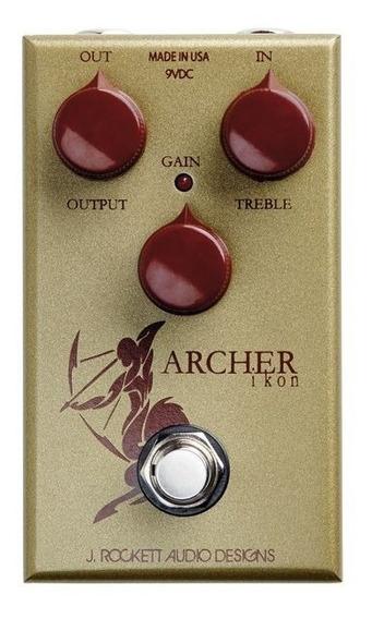 Pedal J. Rockett Archer Ikon Boost/od-recreation C/ Nfe