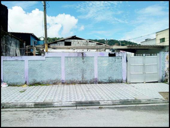 Casa Com 1 Dorm, Japuí, São Vicente - R$ 190 Mil, Cod: 1223 - V1223