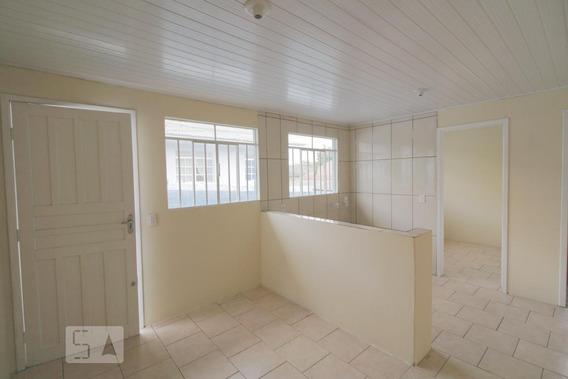Casa Para Aluguel - Alto Boqueirão, 2 Quartos, 50 - 893109752