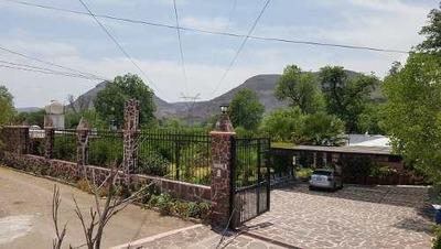 Casa De Campo En Venta, Con Alberca En Santa Maria Del Río, San Luis Potosí