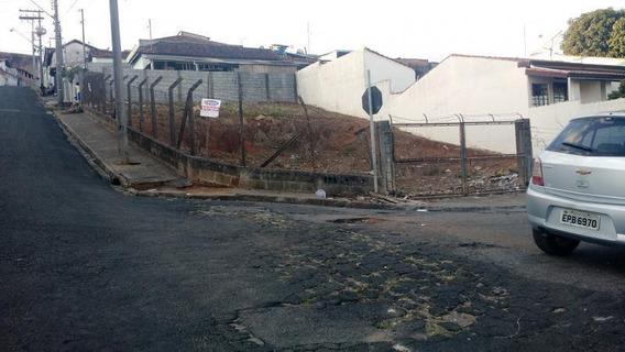 Terreno Para Venda Em Bragança Paulista, Cruzeiro - 5615_2-544508