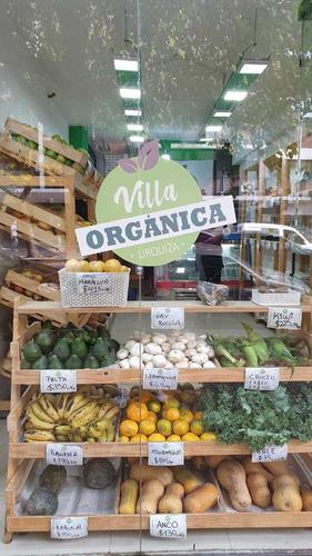Fondo De Comercio Verdulería Orgánica - Venta!