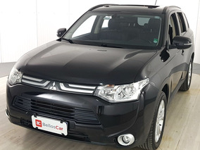 Mitsubishi Outlander 2.0 16v Gasolina 4p Automático 2014...