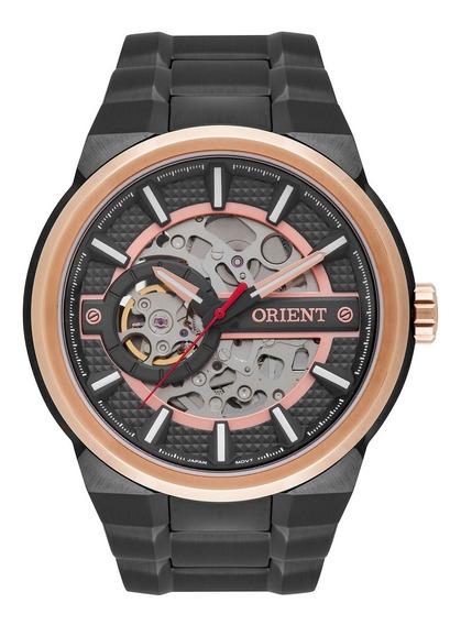 Relógio Orient Automático Masculino Mecânico Nh7yr001 G1gx
