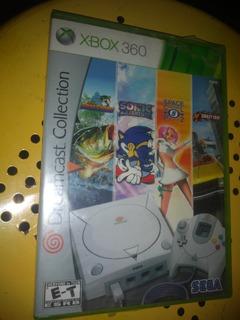 Xbox 360 Sega Dreamcast Collection 4 Juegos En 1 Sellado