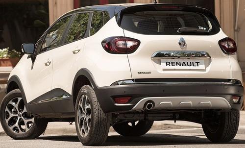 Renault Captur Intense 2.0 No Traker No Suran No Toro Mt Jg