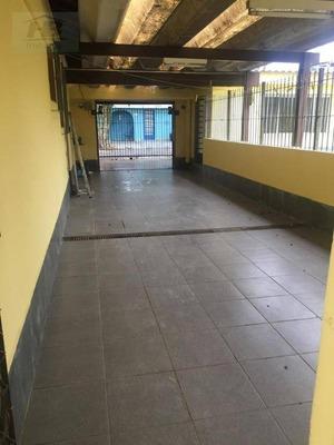 Casa Com 3 Dormitórios Para Alugar, 220 M² Por R$ 3.500/mês - Parque Continental - São Paulo/sp - Ca0878