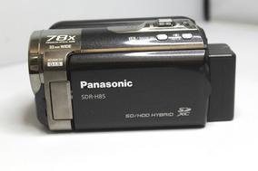 Filmadora Panasonic Sdr-h85 Semi-nova