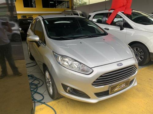 Imagem 1 de 8 de Fiesta Tit. Tit.plus 1.6 16v Flex Aut.