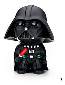 Darth Vader Cabezón Con Movimiento Para Adorno Del Auto