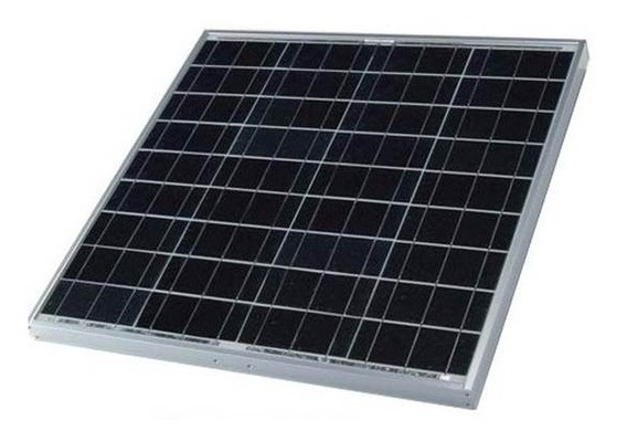 Painel Solar 55w Yingli Policristalino Energia Solar Com Nfe