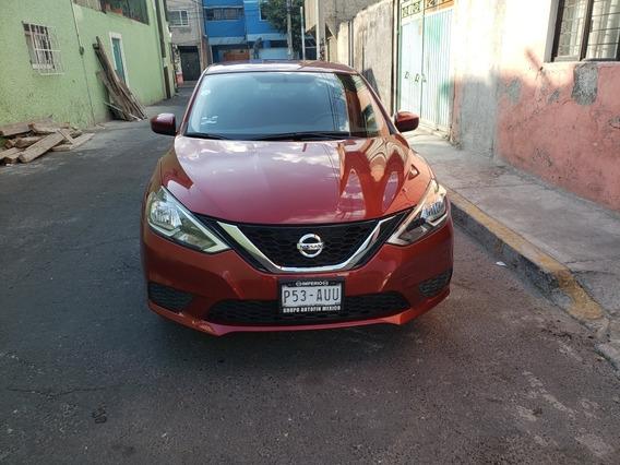 Nissan Sentra 1.8 Sense Mt 2018