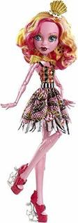 Muñeca Gooliope Jellington Monster High Freak Du Chic (