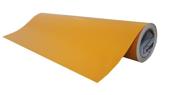 Adesivo Refletivo Amarelo 60 Cm X 50 Cm