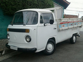 Vw - Kombi Carroceria Pick-up Ano 93