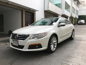 Volkswagen Cc 3.6 Tiptronic Piel Qc At