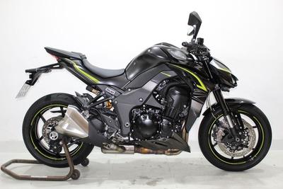 Kawasaki Z 1000 R Edition Abs 2018 Cinza - Baixo Km