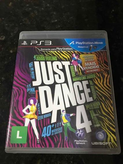 Joho Ps3 Just Dance 4 Original Mídia Física