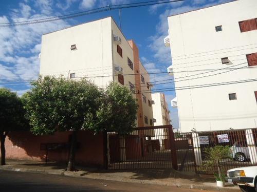 Imagem 1 de 18 de Apartamento Para Aluguel, 2 Quartos, 1 Vaga, Vila Angélica - São José Do Rio Preto/sp - 89