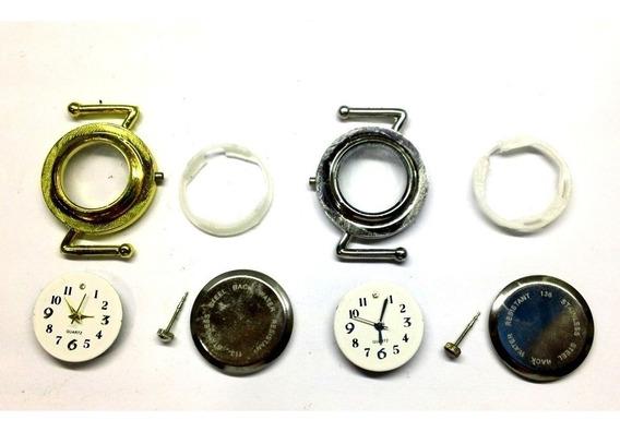 300 Máquinas Relógios Para Tirar Peça ( Sucata ) Leilão Novo