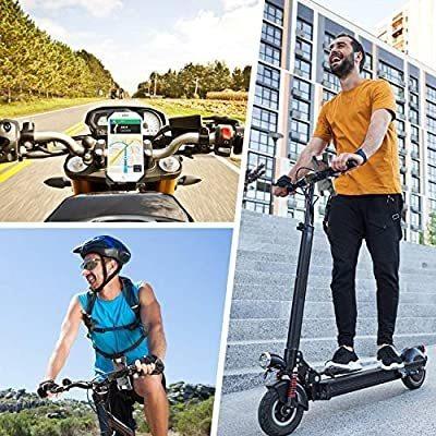 Imagen 1 de 2 de Soporte Para Celular En Motocicleta O Bicicleta Y Más