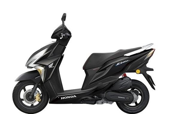 Honda Elite 125 Okm 2020 $166900 Hondalomas Oficial