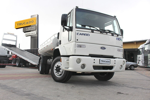 For Cargo1317 Toco Pipa 7m³ 2006 = Iveco Scania Mb Vw Vm