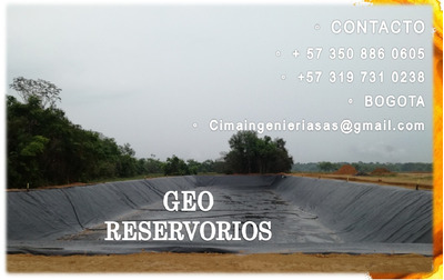 Geomembrana - Impermeabilizaciones - Geotextiles - Tanques